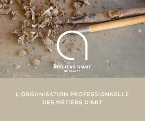 Atelier d'Art de France - Syndicat des métiers d'art